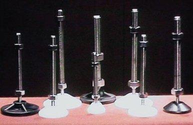 Adjustable Feet Adjustable Conveyor Feet Plastic