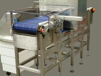 Photo of Metal Dectector Conveyor