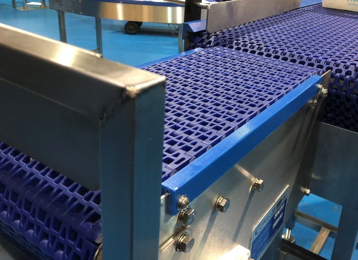 Short Connector Conveyor Joining