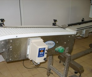Modular Belt Conveyor Project